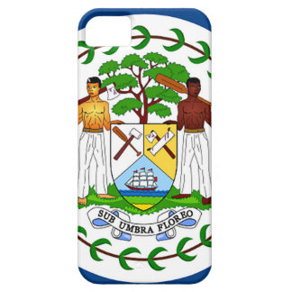 Flag of Belize iPhone SE/5/5s Case