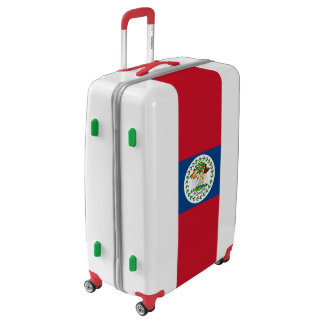 Flag of Belize Luggage (Large)