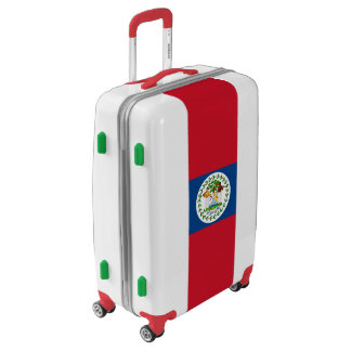 Flag of Belize Luggage (Medium)