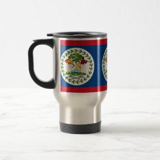 Flag of Belize Travel Mug