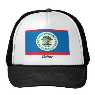 Flag of Belize Truckers Mesh Hat