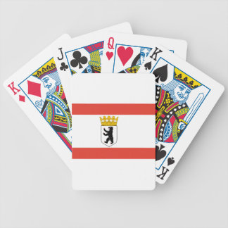 Flag_of_Berlin_ Bicycle Playing Cards