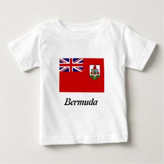 Flag Of Bermuda Toddlers T-Shirt