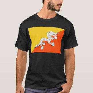 Flag of Bhutan - ཧྥ་རན་ས་ཀྱི་དར་ཆ - ཧྥ་རན་ས་ཀྱི་དར T-Shirt