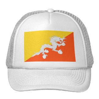 Flag of Bhutan - ཧྥ་རན་ས་ཀྱི་དར་ཆ - ཧྥ་རན་ས་ཀྱི་དར Trucker Hat