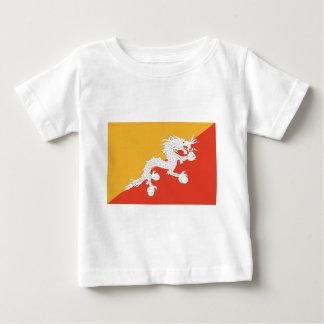 Flag of Bhutan Baby T-Shirt