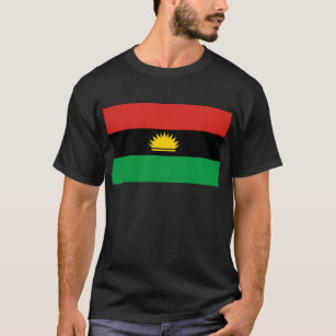 Biafra gifts on zazzle flag of biafra bafra t shirt thecheapjerseys Image collections
