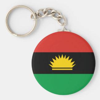 Flag of Biafra (Bịafra) Keychain