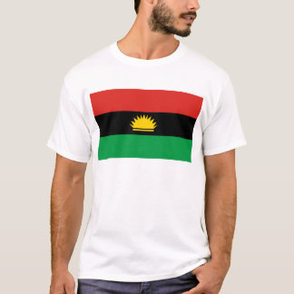 Flag of Biafra (Bịafra) T-Shirt