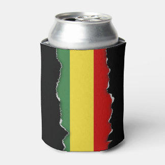 Flag of Bolivia Can Cooler