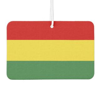 Flag of Bolivia Car Air Freshener