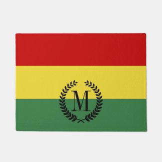 Flag of Bolivia Doormat