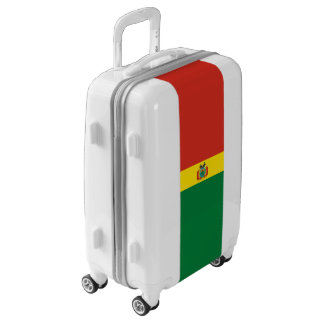 Flag of Bolivia Luggage (Carry-On)