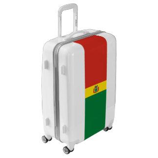Flag of Bolivia Luggage (Medium)
