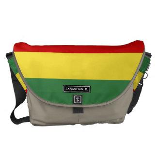 Flag of Bolivia Messenger Bag