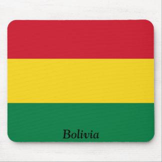Flag of Bolivia Mousepads