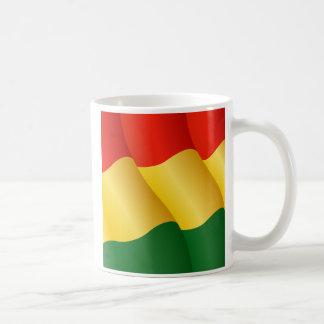 Flag of Bolivia mug