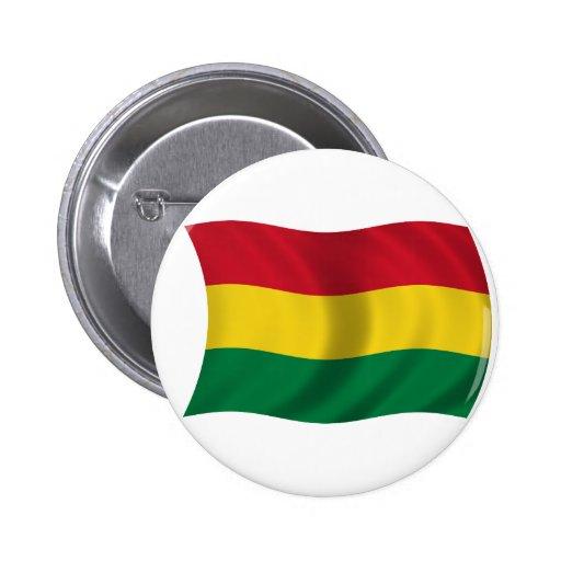 Flag of Bolivia Pins