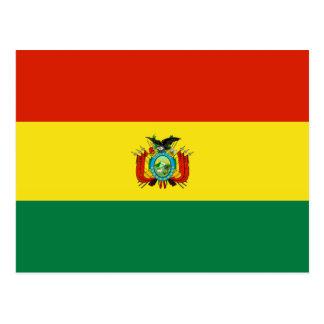 Flag of Bolivia Post Card