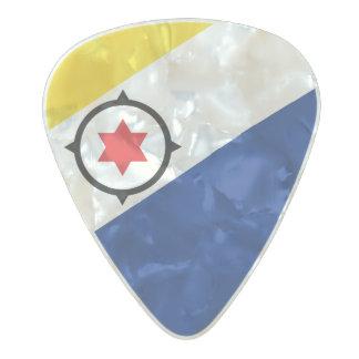 Flag of Bonaire Guitar Picks