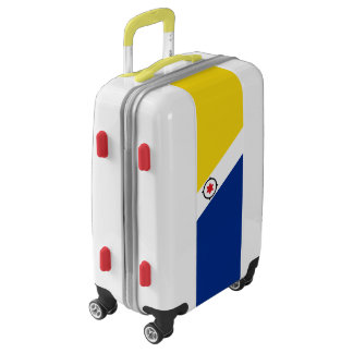 Flag of Bonaire Luggage (Carry-On)