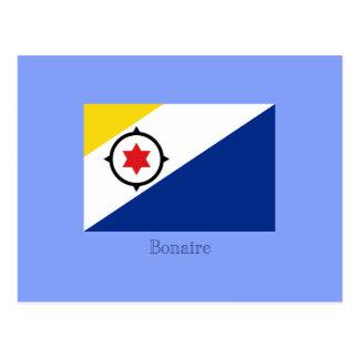 Flag of Bonaire Postcard