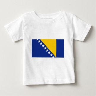 Flag of Bosnia and Herzegovina Baby T-Shirt