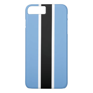 Flag of Botswana iPhone 8 Plus/7 Plus Case