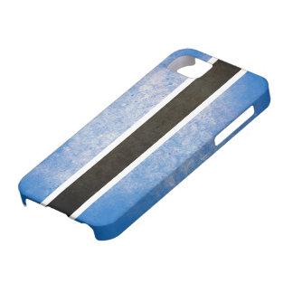Flag of Botswana iPhone SE/5/5s Case