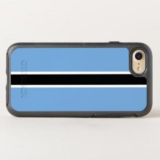 Flag of Botswana OtterBox iPhone Case