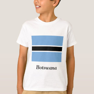 Flag of Botswana T-Shirt