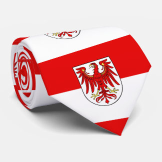 Flag of Brandenburg Neck Tie
