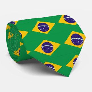 Flag of Brazil Bandeira do Brasil Tie