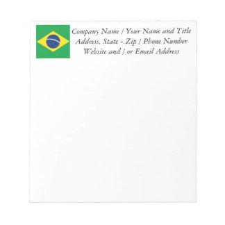 Flag of Brazil, Brazilian Notepad