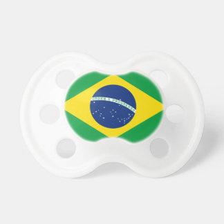 Flag of Brazil, Brazilian BooginHead Pacifier