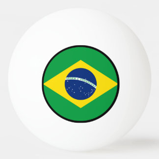 Flag of Brazil, Brazilian Ping Pong Ball