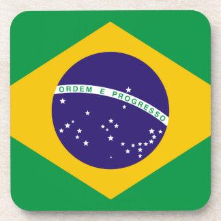 Flag of Brazil Coasters