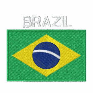 Flag of Brazil Hoody