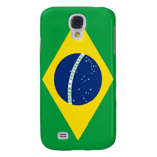 Flag of Brazil Galaxy S4 Cover