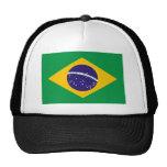 Flag of Brazil Hat