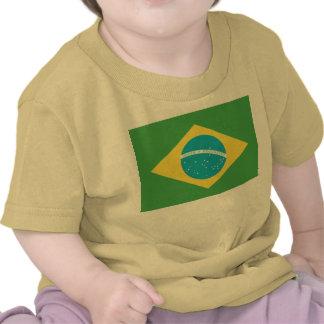 Flag of Brazil Infant's Shirt