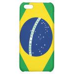 Flag of Brazil iPhone 5C Cases