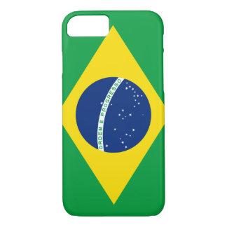 Flag of Brazil iPhone 7 case