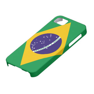 Flag of Brazil iPhone SE/5/5s Case