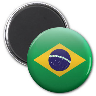 Flag of Brazil Magnet
