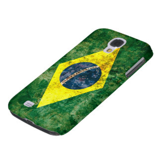 Flag of Brazil Samsung Galaxy S4 Cover