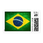 Flag of Brazil Stamp