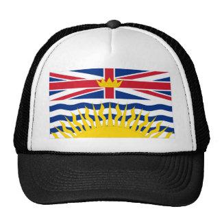 Flag of British Columbia, Canada Trucker Hat