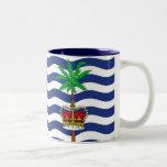 Flag of British Indian Ocean Territory Mug