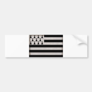 Flag of Brittany Bumper Sticker